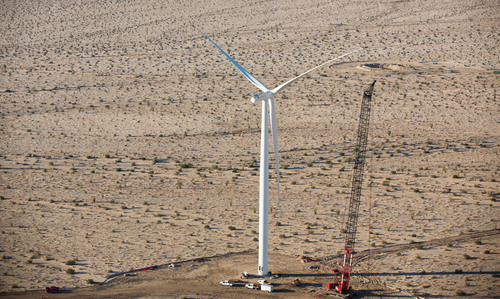Pattern Energy Completes Financing on the Ocotillo Wind Project in Southern California