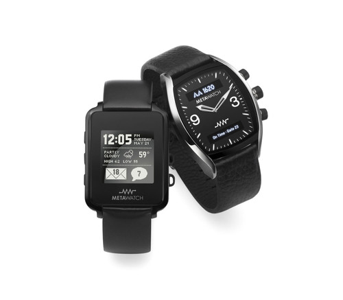 Meta Watch Acquired by Execs from Watch & Mobile Industries