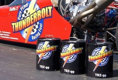 Matt Coffman's New Sponsor is Biofuel Company, Thunderbolt Fuel (PRNewsFoto/Coffman Racing)