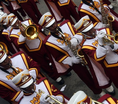 Tipitina's Foundation plays a leading role in assisting band directors by providing necessary resources to their schools.