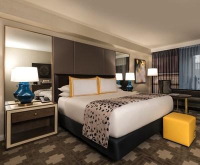 Julius Tower Standard Room at Caesars Palace in Las Vegas