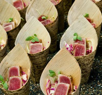 Award Winning Bamboo Cones by Restaurantware.com (PRNewsFoto/Restaurantware)