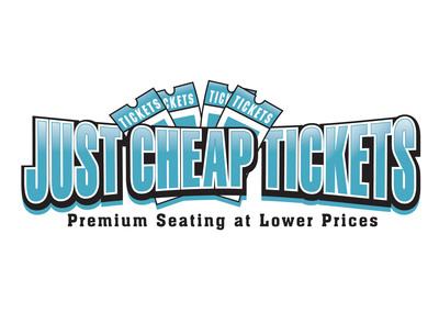 Cheap Concert, Sports, & Theater tickets.  (PRNewsFoto/JustCheapTickets.com)