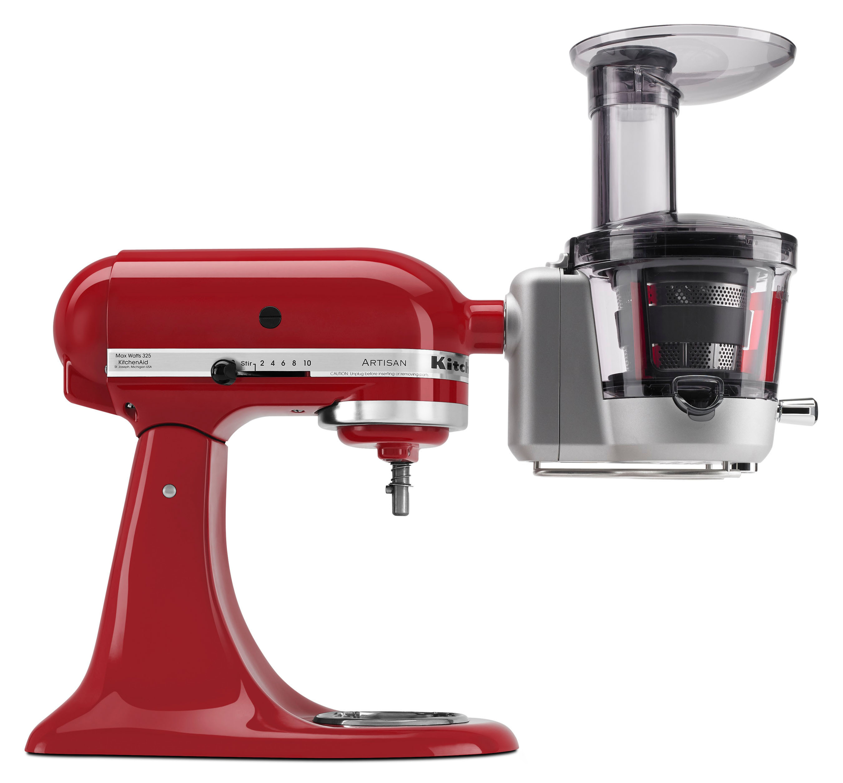 KitchenAid Juicer and Sauce Attachment. (PRNewsFoto/KitchenAid) (PRNewsFoto/KITCHENAID)