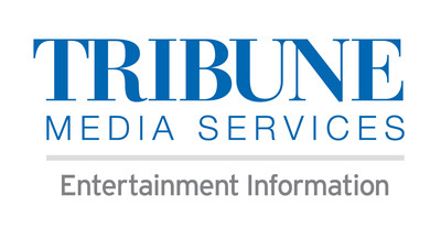 Tribune Media Services Entertainment Information. (PRNewsFoto/Tribune Media Services)