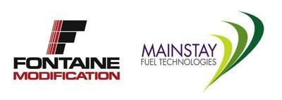 Fontaine Modification and Mainstay Fuel Technologies Logo (PRNewsFoto/Fontaine Modification)