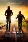 "Starring Kris Polaha (""Mad Men,"" ""Awkward."") and newcomer David DeSanctis -- Where Hope Grows opens nationwide on May 15 by Roadside Attractions"