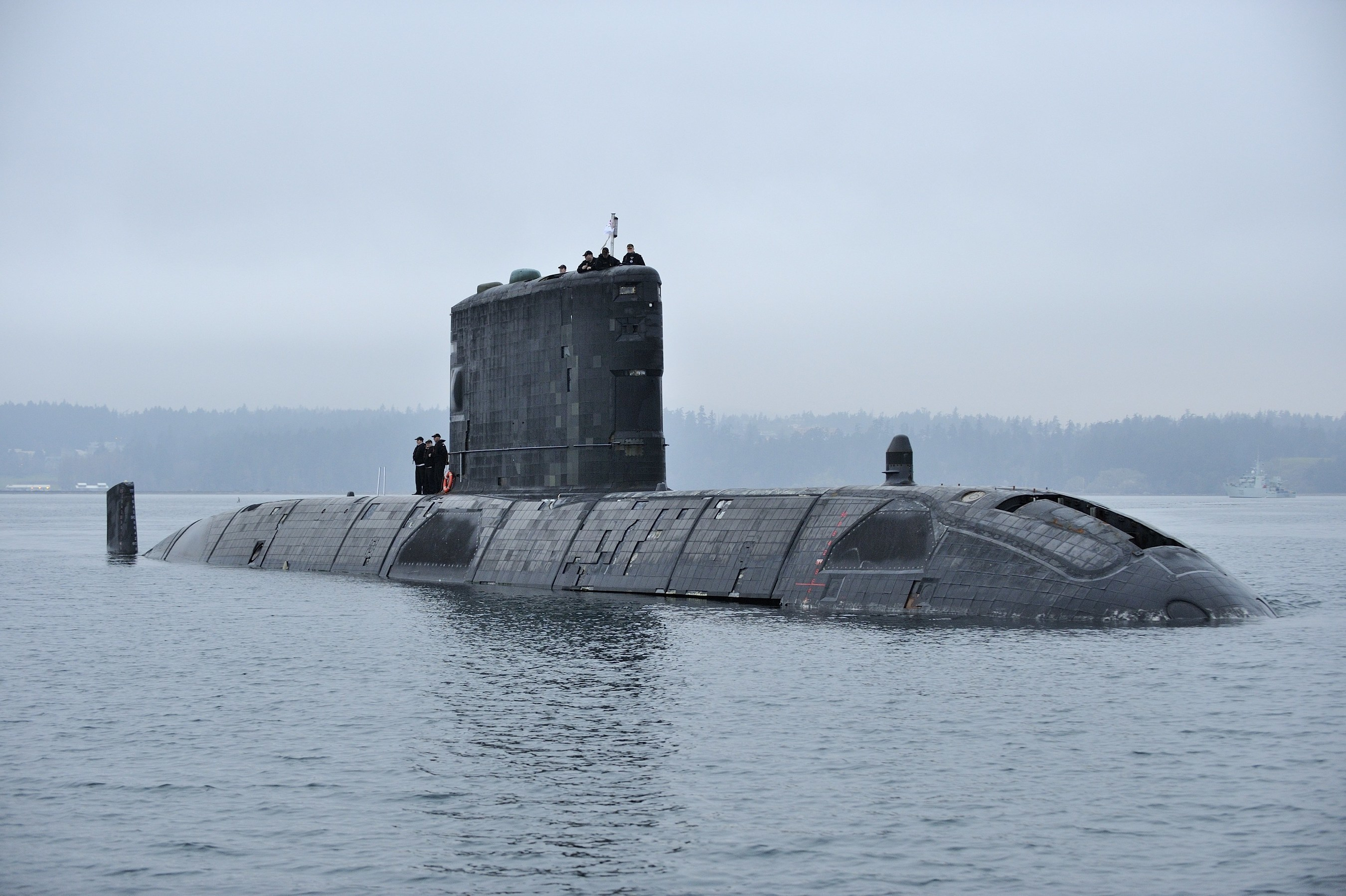 Lockheed Martin Awarded Contract to Continue Victoria Class Submarine Fire Control Support