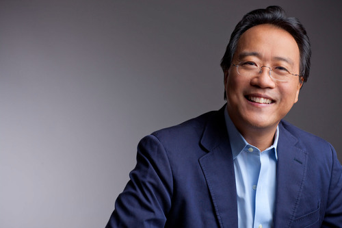 Cellist Yo-Yo Ma is awarded the 2013 Vilcek Prize for Contemporary Music, recognizing immigrant contributions ...