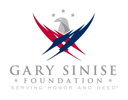 Gary Sinise Foundation.  (PRNewsFoto/The Gary Sinise Foundation)