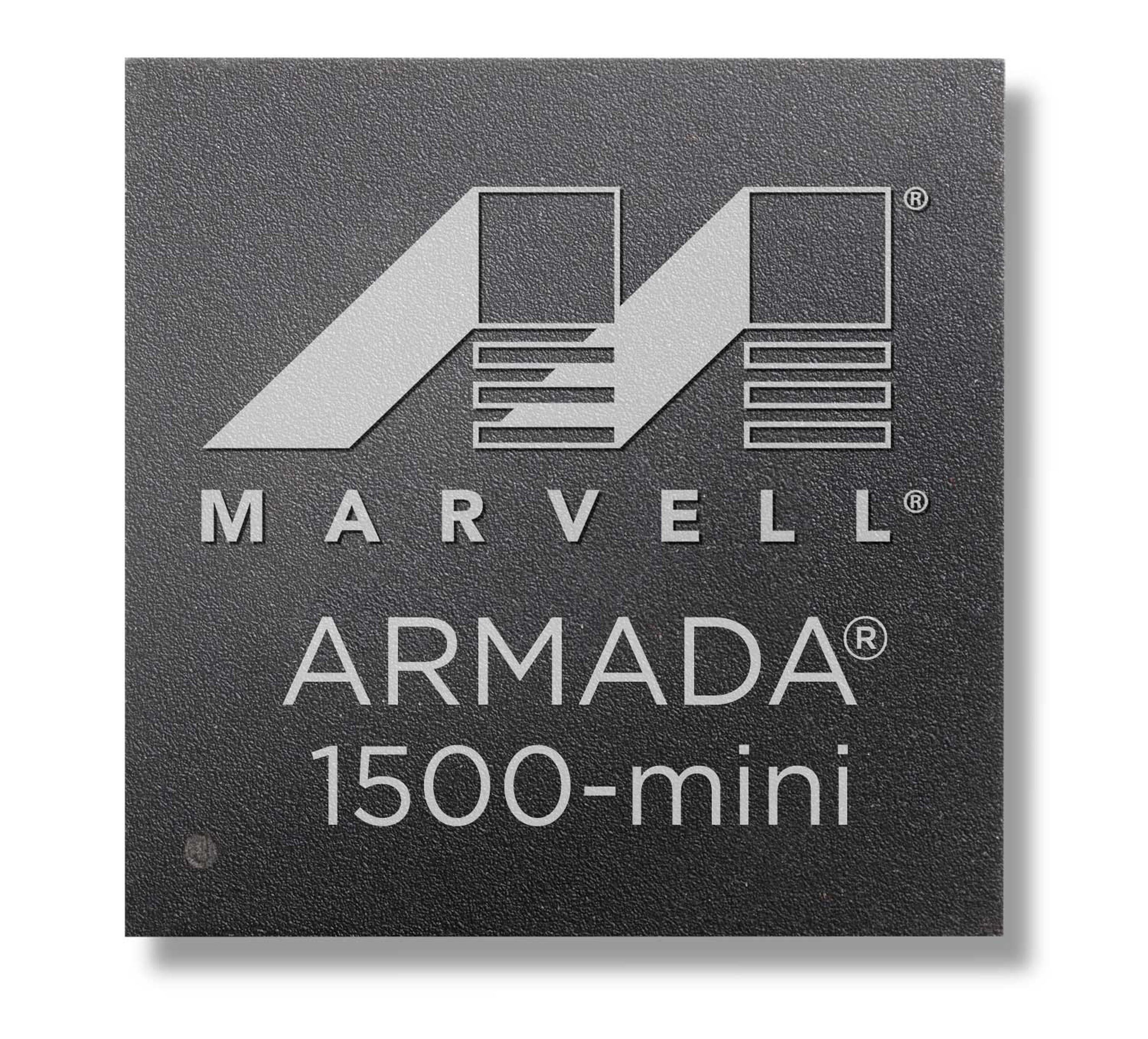 Marvell Unveils Game-Changing ARMADA 1500-mini Solution for Chromecast. (PRNewsFoto/Marvell) (PRNewsFoto/)