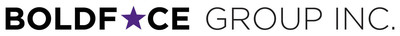 BOLDFACE Group, Inc. logo.  (PRNewsFoto/BOLDFACE Group, Inc.)
