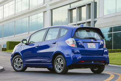 Honda Introduces New Lease Options for Existing and Prospective Fit EV Lessees