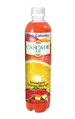 The people have spoken! Zero-calorie sparkling flavored water, Cascade Ice, held a public vote on their Facebook page to determine the newest flavor to add to their current 21-flavor collection and Strawberry Orange Mango was declared the winner!
