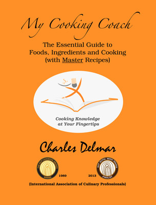 Front Cover.  (PRNewsFoto/Cooking Coach Corp. LLC)