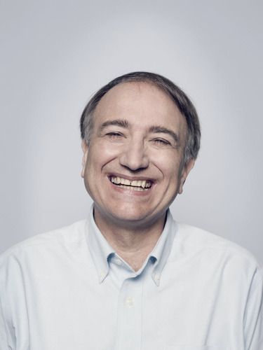 Pat Hanrahan, Chief Scientist and co-founder, Tableau Software. (PRNewsFoto/Tableau Software) (PRNewsFoto/TABLEAU SOFTWARE)