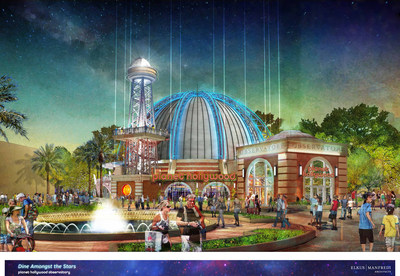 Planet Hollywood To Transform Orlando Flagship Into Star-Themed Planet Hollywood Observatory As Downtown Disney Evolves Into Disney Springs