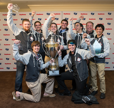 University of Central Florida wins 9th Annual Raytheon National Collegiate Cyber Defense Competition.  The competition pitted the top ten college and university teams from across the country to keep a fictional business running while under cyber-attack.