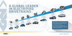 Demand for hybrid electric AWD helps GKN achieve eAxle production milestone