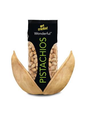 Wonderful Pistachios logo.  (PRNewsFoto/Wonderful Pistachios)