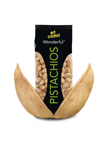 Wonderful Pistachios logo.  (PRNewsFoto/Wonderful Pistachios)