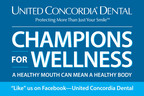 Join United Concordia as a Champion for Wellness. Vote today.  (PRNewsFoto/United Concordia Dental)
