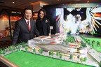 SHOW DC Corp Ltd., led by Mr. Chayaditt Hutanuwatra, Chairman and Ms. Praparwarn Waeladeevong, Vice Chairperson, recently announced the company will open Thailand's first retail and entertainment mega-complex in June 2016. The 27-rai landmark development, called SHOW DC, will bring to Thailand the novel 'Shop & Enjoy' retail concept that combines spectacular entertainment facilities with a rich mix of retailing and food & beverage.