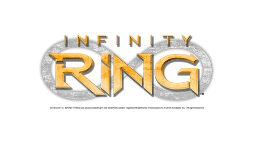 SCHOLASTIC TO PUBLISH INFINITY RING, A NEW MULTI-PLATFORM TIME TRAVEL ADVENTURE SERIES.  (PRNewsFoto/Scholastic  ...