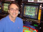 Casino Gambling Expert Steve Bourie.  (PRNewsFoto/American Casino Guide)