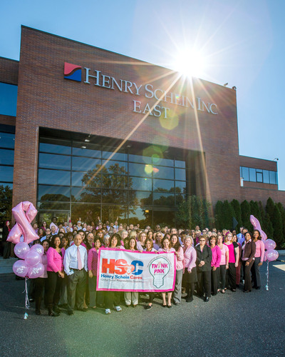 Henry Schein's Think Pink, Practice Pink program offers a wide selection of pink products -- ranging from ...