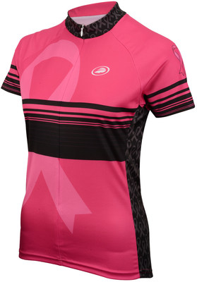 Performance Women's Breast Cancer Short Sleeve Jersey