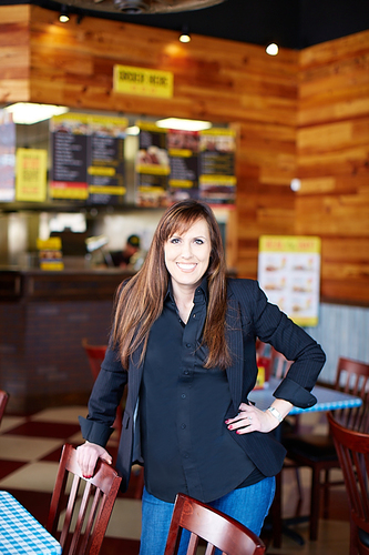 Dickey's Barbecue Restaurants, Inc., the nation's largest barbecue chain, names Christie Finley Chief Brand Officer (PRNewsFoto/Dickey's Barbecue)