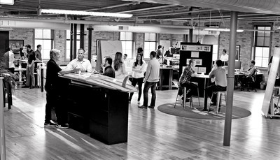 Technology and design firm Twisthink welcomes additional staff and expands to new office