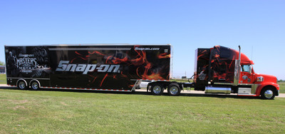 Snap-on Masters of Metal Tour Appearing in a City Near You.  (PRNewsFoto/Snap-on Tools)