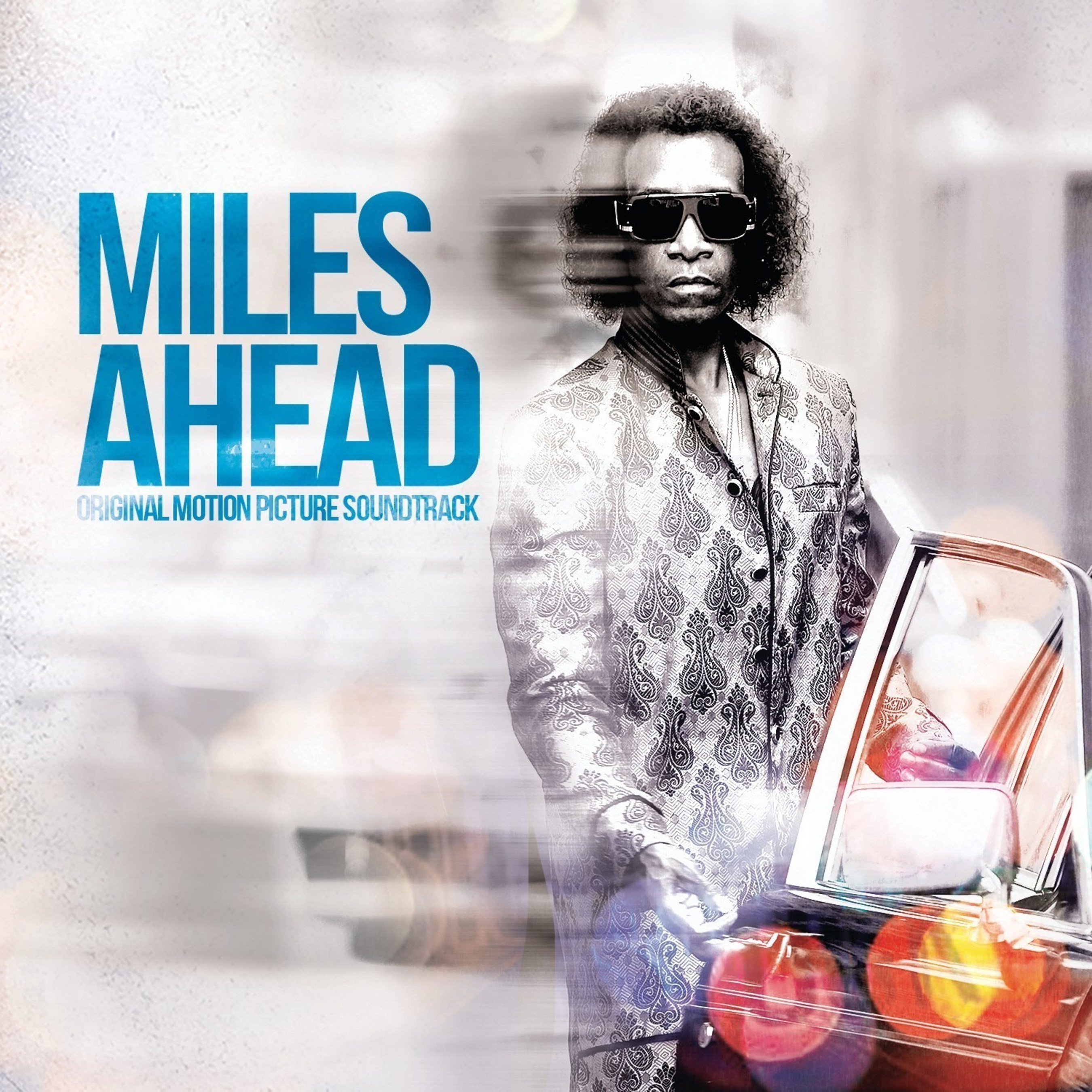 """MILES AHEAD - Original Motion Picture Soundtrack will be available Friday, April 1. A cinematic exploration of the life and music of Miles Davis, the movie feature """"MILES AHEAD"""" marks the directorial debut of Don Cheadle, who co-wrote the screenplay (with Steven Baigelman) and stars as the legendary musician in the film."""
