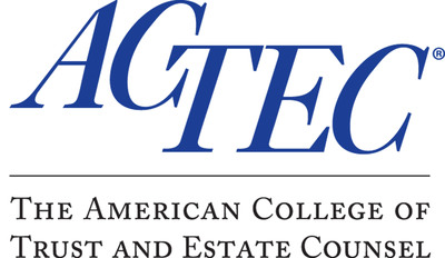 American College of Trust and Estate Counsel logo. (PRNewsFoto/American College of Trust and Estate Counsel) (PRNewsFoto/) (PRNewsFoto/)