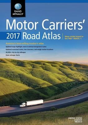 2017 Motor Carriers' Road Atlas