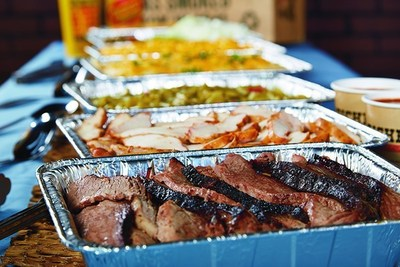 Dickey's Barbecue Pit opens Thursday with both buffet style and full-service catering options available.