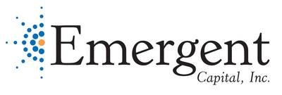 Emergent Capital, Inc. logo (PRNewsFoto/Emergent Capital, Inc.)