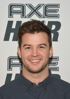 Star quarterback AJ McCarron gets ready for the big league with new messy, matte style by AXE Hair Gels on January 29, 2014 in New York City.(PRNewsFoto/Unilever United States, Inc.)