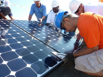 SunEdison and GRID Alternatives announce major solar workforce initiative called RISE. SunEdison and the SunEdison Foundation contribute $5 million to train women and members of underserved communities for jobs in the solar industry.