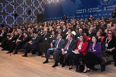 Forum Media Eurasia ke-11 (EAMF) Bakal Berlangsung di Ibu Negara Kazakhstan, Astana pada 25 April 2013