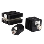 25 Watt, 50 Watt and 100 Watt attenuators from Fairview Microwave (PRNewsFoto/Fairview Microwave)