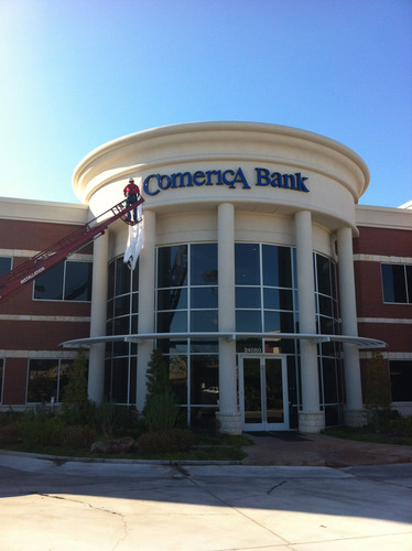 49 Former Sterling Branches Across Texas Open Today as Full-Service Comerica Banking Centers
