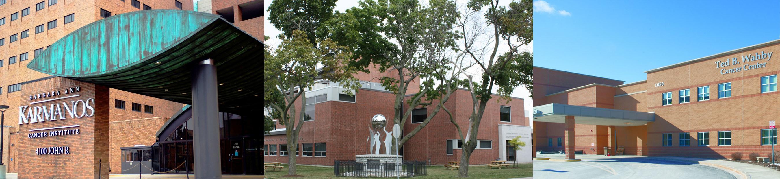 Karmanos Cancer Institute in Detroit and Windsor Regional