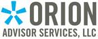 Orion Advisor Services, LLC.  (PRNewsFoto/Orion Advisor Services, LLC)