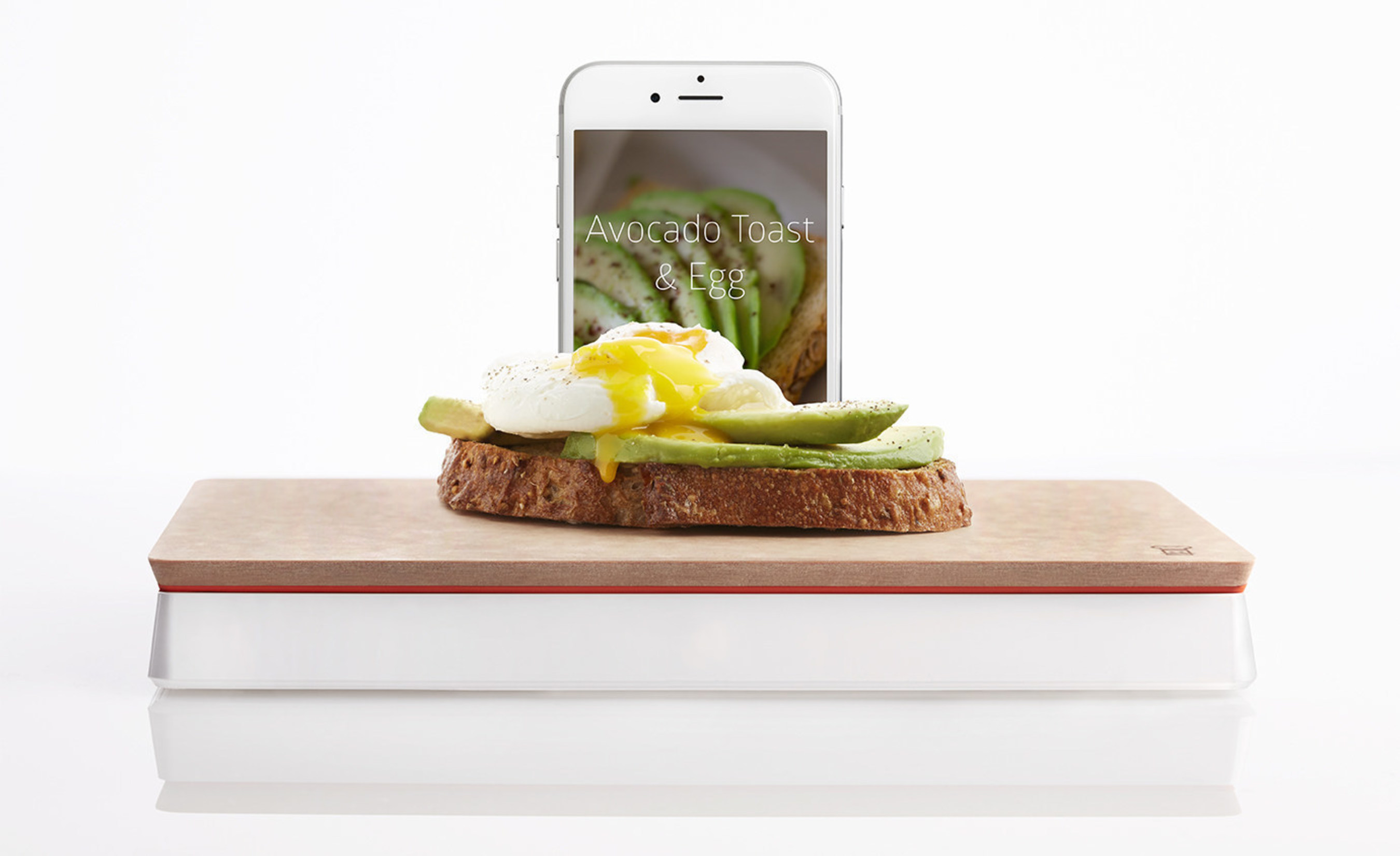 Countertop'' is a Smart Kitchen System That Connects Appliances For Healthy Eating