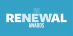 Renewal Awards logo