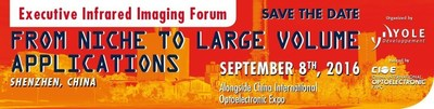 1st Executive Infrared Imaging Forum From Niche to Large Volume Applications