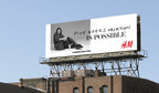 "Billboard, H&M Place of ""Possible Recruiting"" Campaign"